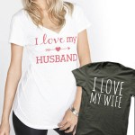 Giveaway – Devotional + I Love My Husband & Wife Shirts