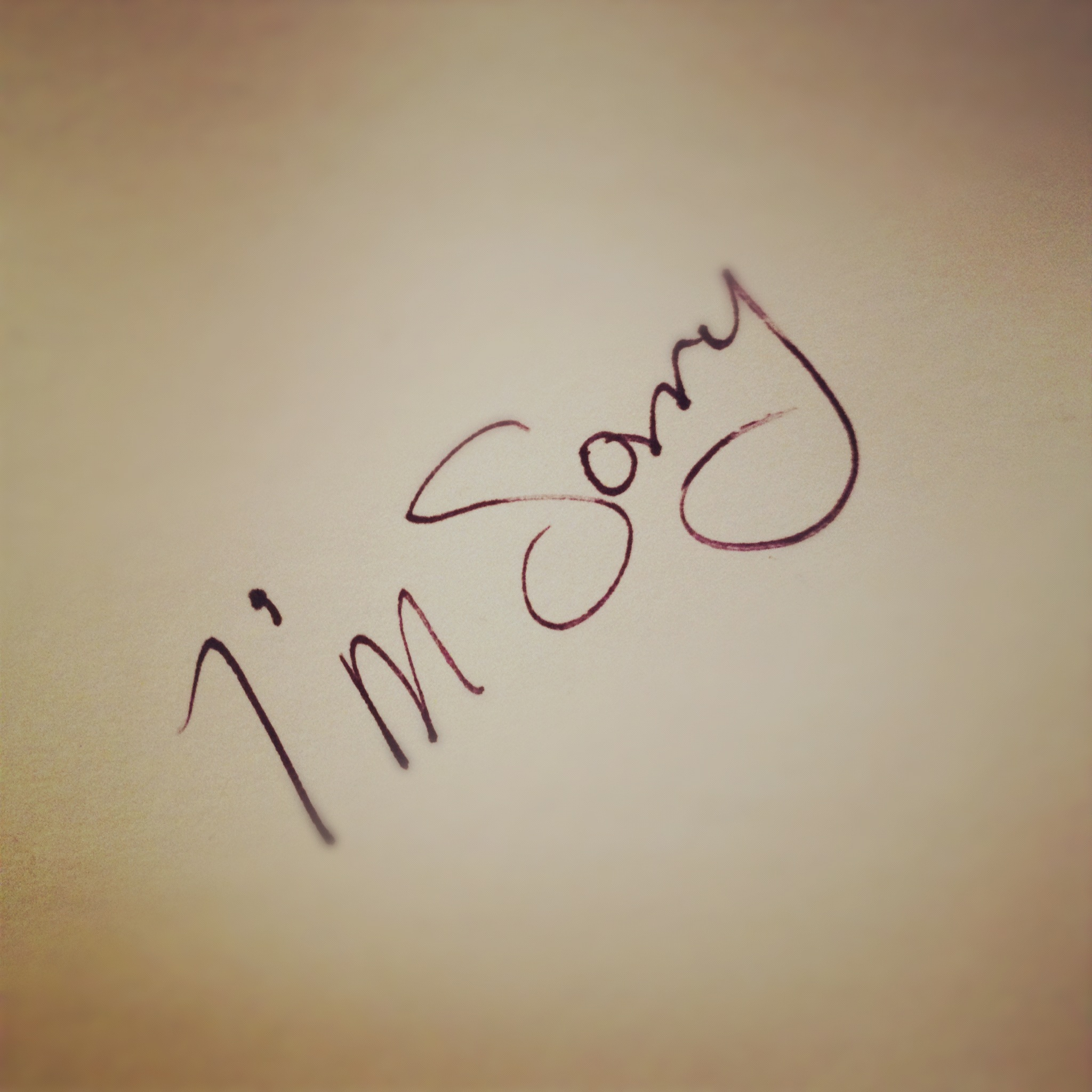 Why Is It So Hard To Say I'm Sorry In Marriage