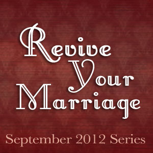 Revive Your Praise In Marriage