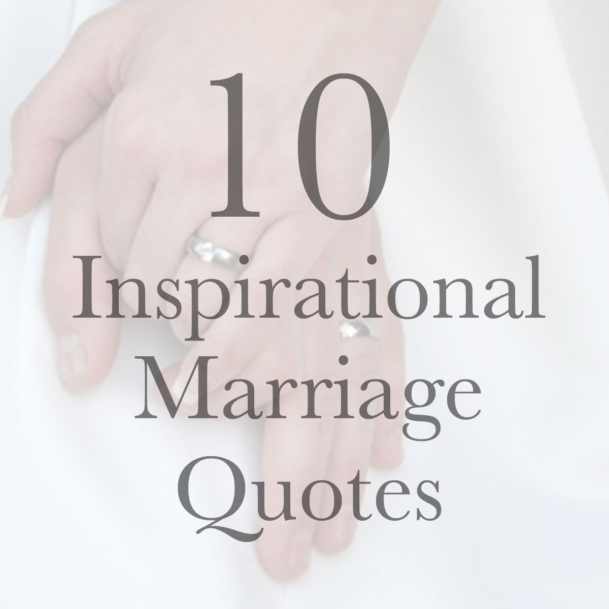 Christian Marriage Quotes Endearing Positive Marriage Quotes & Love Quotes