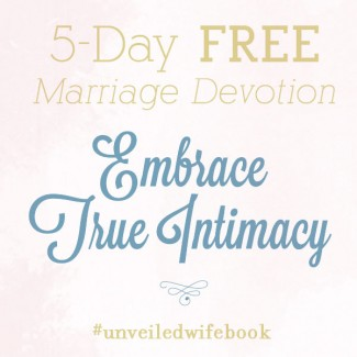 Download A Free 5-Day Marriage Devotion!