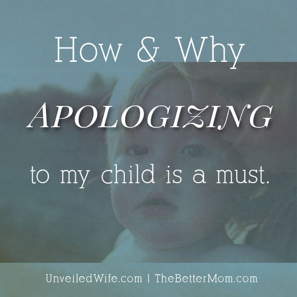 The Impact An Apology Can Make On My Family