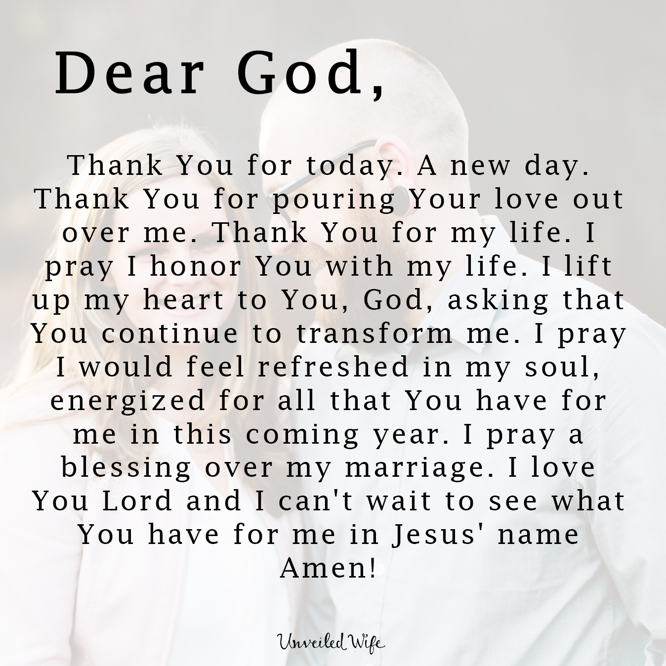 New Relationship Love Quotes: Prayer: Feeling Refreshed