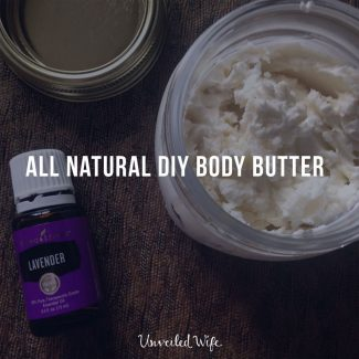 Healthy Body Butter For Your Skin: DIY Recipe