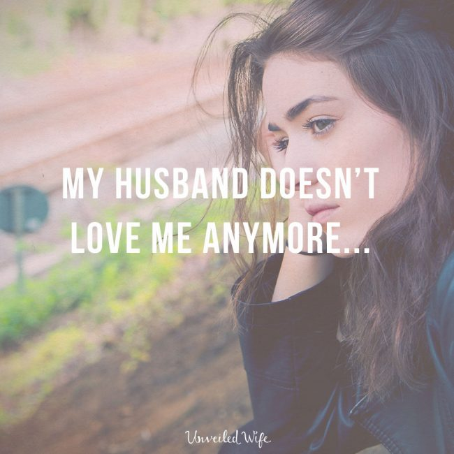 My Husband Doesn't Love Me Anymore